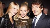 After Miss Julie Opening - Claire Danes - Sienna Miller - Hugh Dancy