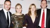 After Miss Julie Opening - Jonny Lee Miller - Sienna Miller - Marin Ireland - Mark Brokaw
