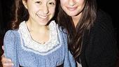 Lea Michele at Ragtime – Lea Michele – Sarah Rosenthal