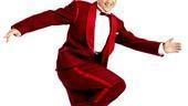 Tony Yazbeck as Phil Davis in White Christmas.