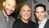 A View from the Bridge Event - Corey Stoll - Michael Cristofer - Santino Fontana