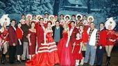 Jimmy Fallon at White Christmas – Jimmy Fallon – cast