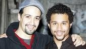 Corbin Bleu opens at In the Heights - Lin-Manuel Miranda - Corbin Bleu