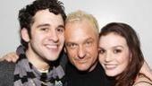 Damiano and Chanler-Berat at Joe's Pub – Shannon Ford – Adam Chanler-Berat – Jennifer Damiano