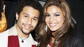 Jordin Sparks at In the Heights - Corbin Bleu - Jordin Sparks