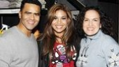 Jordin Sparks at In the Heights - Christopher Jackson - Jordin Sparks - Olga Merediz