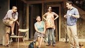 Show Photos - Clybourne Park - Damon Gupton - Crystal A. Dickinson - Annie Parisse - Jeremy Shamos