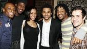 Corbin Bleu in the Heights Party – Rickey Tripp – Marcus Paul James – Jennifer Locke – Corbin Bleu – Will Wingfield – Noah Rivera