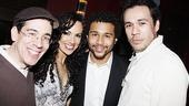 Corbin Bleu in the Heights Party – Tony Chiroldes - Nina LaFarga – Corbin Bleu - Michael Balderrama