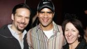 Corbin Bleu in the Heights Party – Rick Negron – Christopher Jackson – Anna Louizos