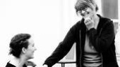 The Glass Menagerie Rehearsal – Keira Keeley – Judith Ivey laugh