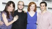 Sondheim on Sondheim Meet and Greet - Leslie Kritzer - Euan Morton - Erin Mackey - Matthew Scott