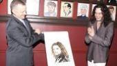 Constantine Maroulis at Sardi's – Max Klimavicius – Constantine Maroulis - first