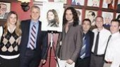 Constantine Maroulis at Sardi's – Paul Reisman – Abrams Artists Agency