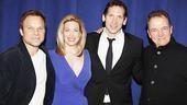 Enron meet and greet – Norbert Leo Butz – Marin Mazzie – Stephen Kunken – Gregory Itzin