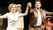 Paulo Szot Returns to South Pacific – Laura Osnes – Paulo Szot (curtain call)