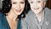 A Little Night Music Cast Album Signing – Catherine Zeta-Jones – Angela Lansbury