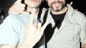 Constantine Maroulis at Tony's DiNapoli – James Carpinello – Adam Dannheisser