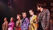 Million Dollar Quartet Opening – Hunter Foster – Elizabeth Stanley – Levi Kreis – Robert Britton Lyons – Eddie Clendening – Lance Guest
