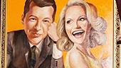 Kristin Chenoweth and Sean Hayes at Tony's Di Napoli – reveal