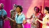 Memphis on Today Show – Montego Glover – ensemble