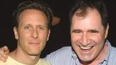 Chicago Michael Hall Party - Steven Weber - Richard Kind