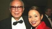 C.Y. Lee and Lea Salonga.