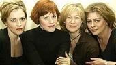 Enchanted April Meet & Greet - Dagmara Dominczyk - Molly Ringwald - Jayne Atkinson - Elizabeth Ashley