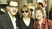 David Petrarca, Michelle Williams and Marylouise Burke.