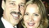 Kevin Geer and Kim Cattrall.