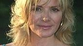 Kim Cattrall sizzling (as usual) in the city.