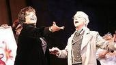 Liza Minnelli at Wicked - Liza Minnelli - Joel Grey (onstage)
