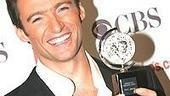 Tonys 2004 - Winners Circle - Hugh Jackman
