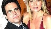 Sex and the City reunion!Mario Cantone and Kim Cattrall.