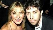Kim Cattrall and James Barbour.