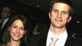 Drama Desk Awards 2005 - wife Ali - Frederick Weller