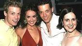 Avenue Q Anniversary/Las Vegas Party - Barrett Foa - Brynn O'Malley - John Tartaglia - Stephanie D'Abruzzo