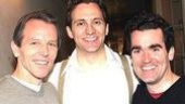 White Christmas Press Event 2005 - Stephen Bogardus - Graham Rowat - Brian d'Arcy James