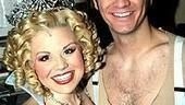 Wicked cast farewells 2006 - Megan Hilty - David Ayers