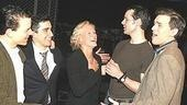 Stars Come Out for Jersey Boys -  Glenn Close - Christian Hoff - John Lloyd Young - J. Robert Spencer - Daniel Reichard