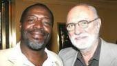 Tony winners congregate 2006 - Chuck Cooper - Philip Bosco