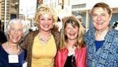Tony winners congregate 2006 - Frances Sternhagen - Christine Ebersole - Judith Ivey - John Cullum