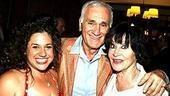 Tony winners congregate 2006 - Marissa Jaret Winokur - Dick Latessa - Chita Rivera