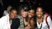 2006 Theatre World Awards -  Darlesia Cearcy - Felicia P. Fields - LaChanze - Kimberly Ann Harris