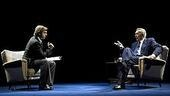 Michael Sheen & Frank Langella in Frost/Nixon