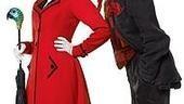 Ashley Brown & Gavin Leein Mary Poppins