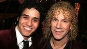 Photo Op - Les Miz opening - Adam Jacobs - David Bryan