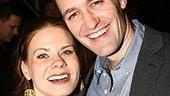 Photo Op - Les Miz opening - Celia Keenan-Bolger - Matthew Morrison 2