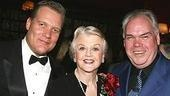 Photo Op - Deuce Opening - Brian Haley - Angela Lansbury - Michael Mulheren