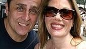 Photo Op - Broadway in Bryant Park 07-26-07 - Michael McCormick - Marin Mazzie